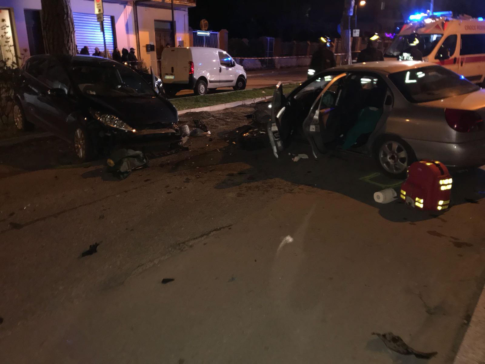 Incidente mortale Orsogna