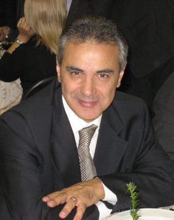 Il Sindaco di Orsogna, Fabrizio Montepara